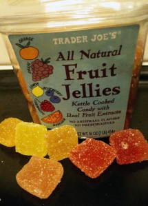 Trader Joe's Fruit Jellies