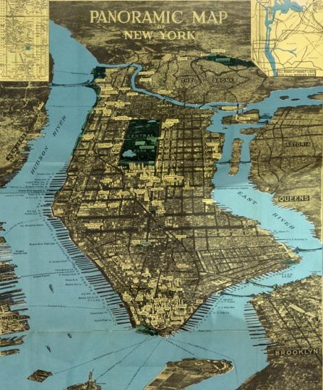 I Swam Around Manhattan Last August and it wasGood